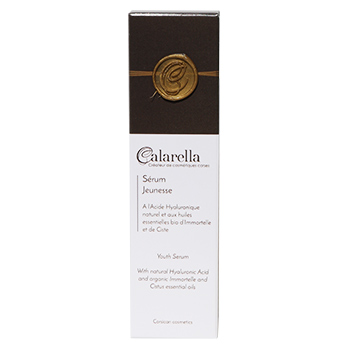 Sérum Jeunesse 30 ml Calarella