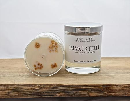 Bougie Immortelle San Lisei