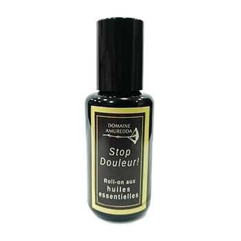 Roll-on Stop douleurs Domaine Amuredda 30 ml